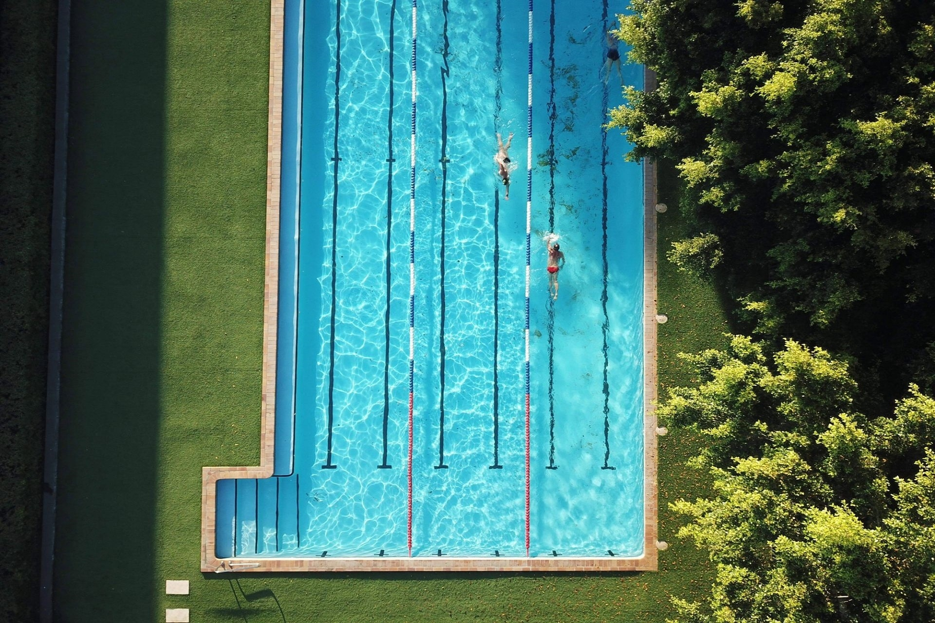 swimming pool Hendra